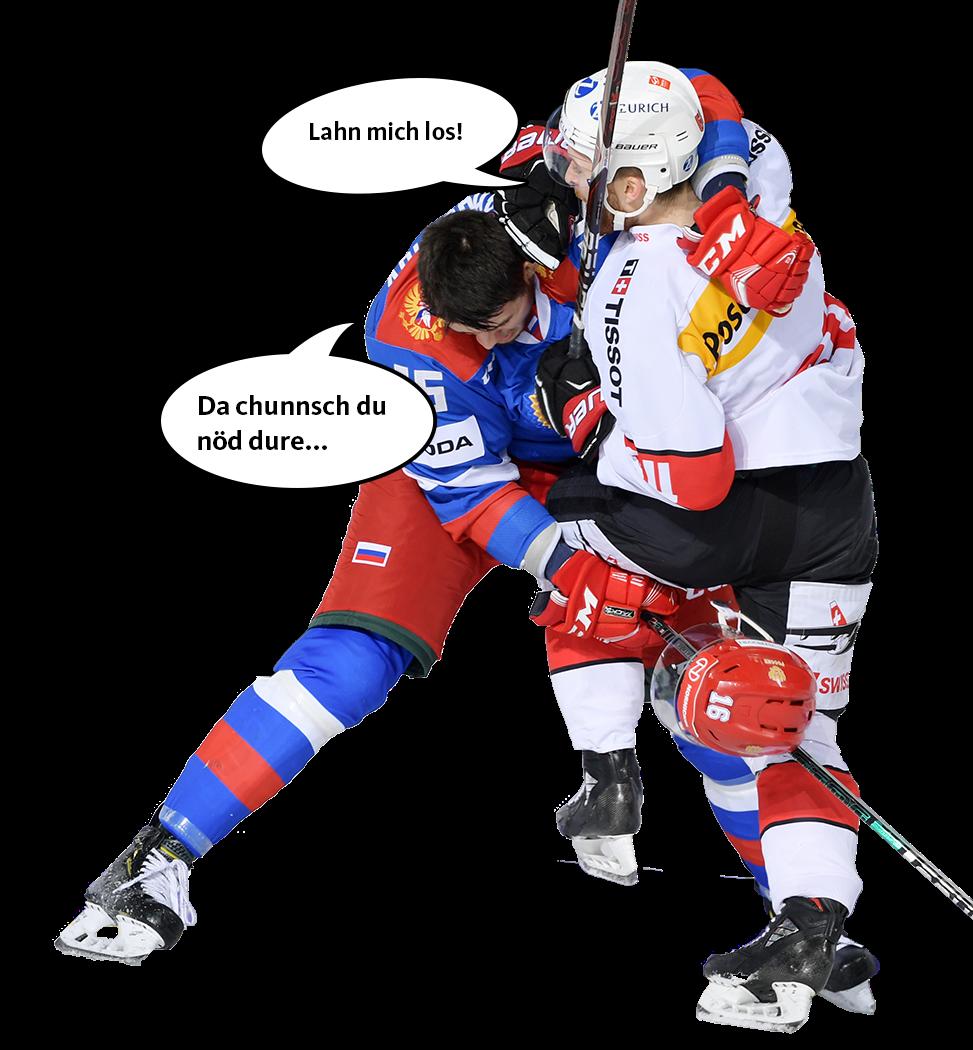 Spielabschnitt Beim Eishockey